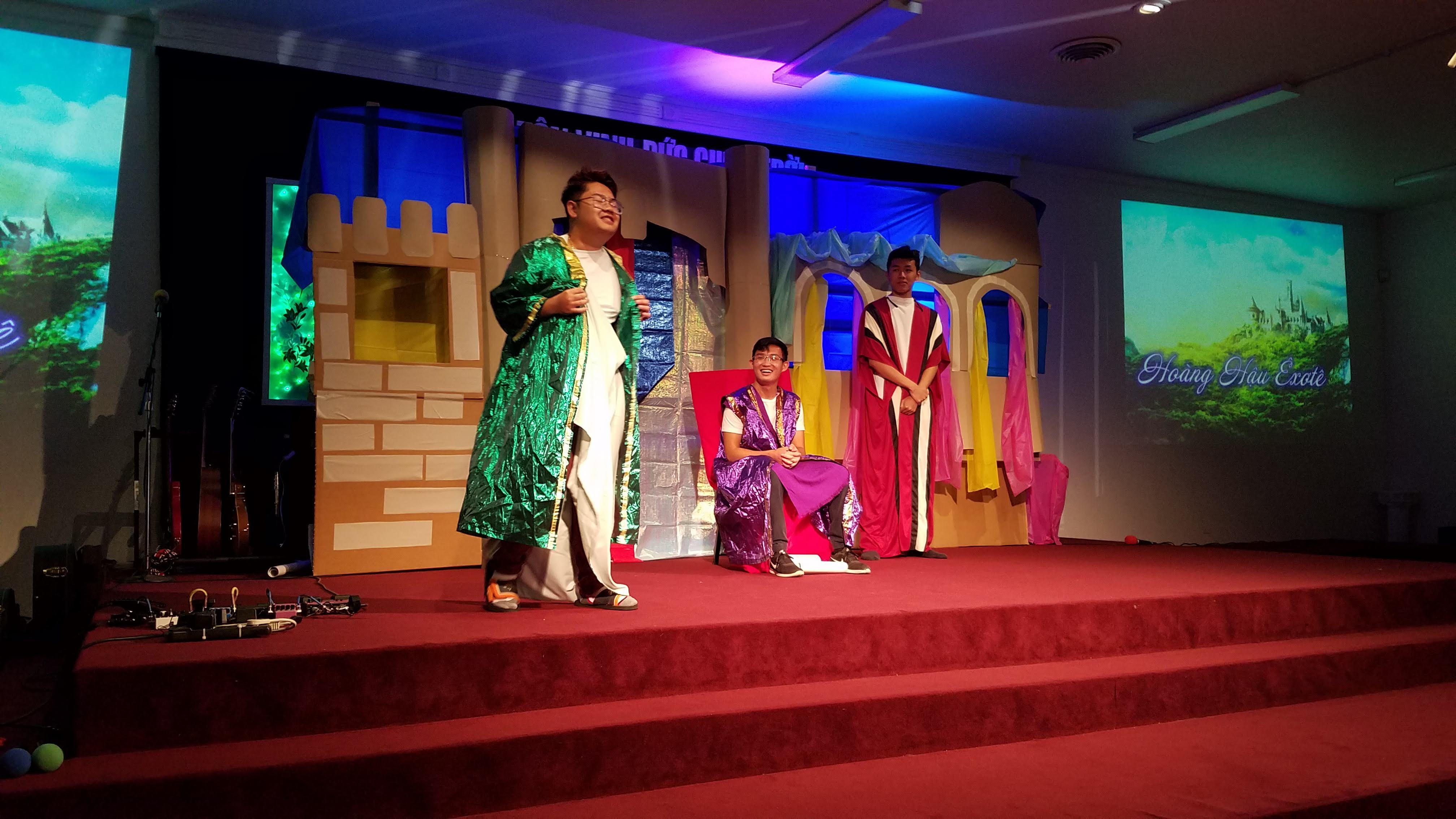 Thánh Kinh Hè 2019:  Được Dựng Nên Lạ Lùng (Wonderfully Made)