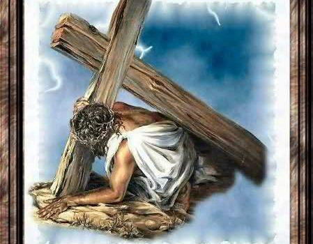 Bài Giảng 10/04/2020: Có Những Lần Chúa Khóc – Lễ Thương Khó